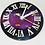 Thumbnail: Galaxy 3d resin clock