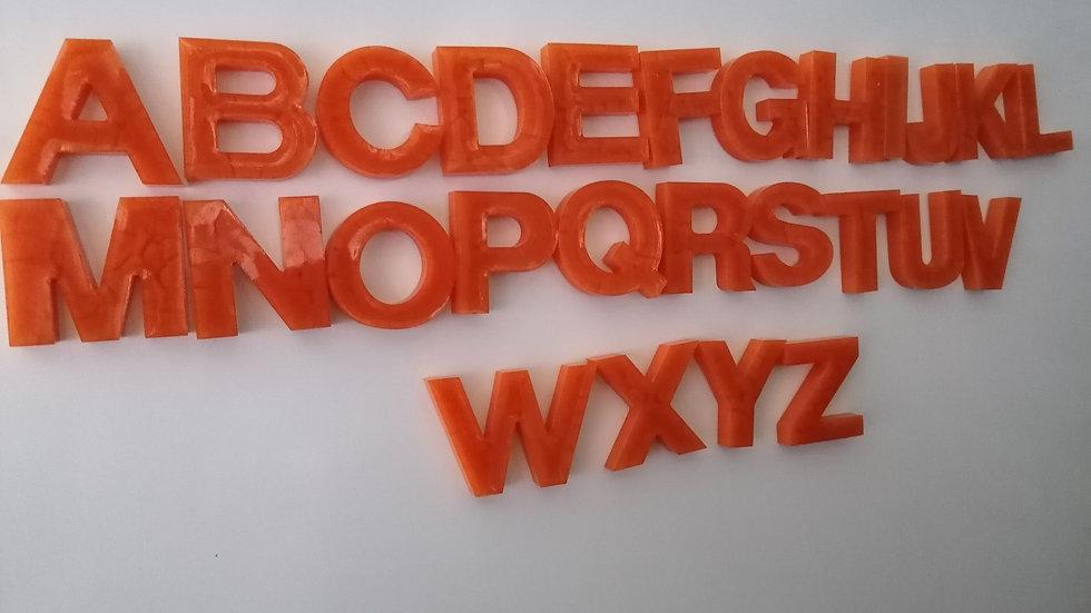 alphabet / educational letter