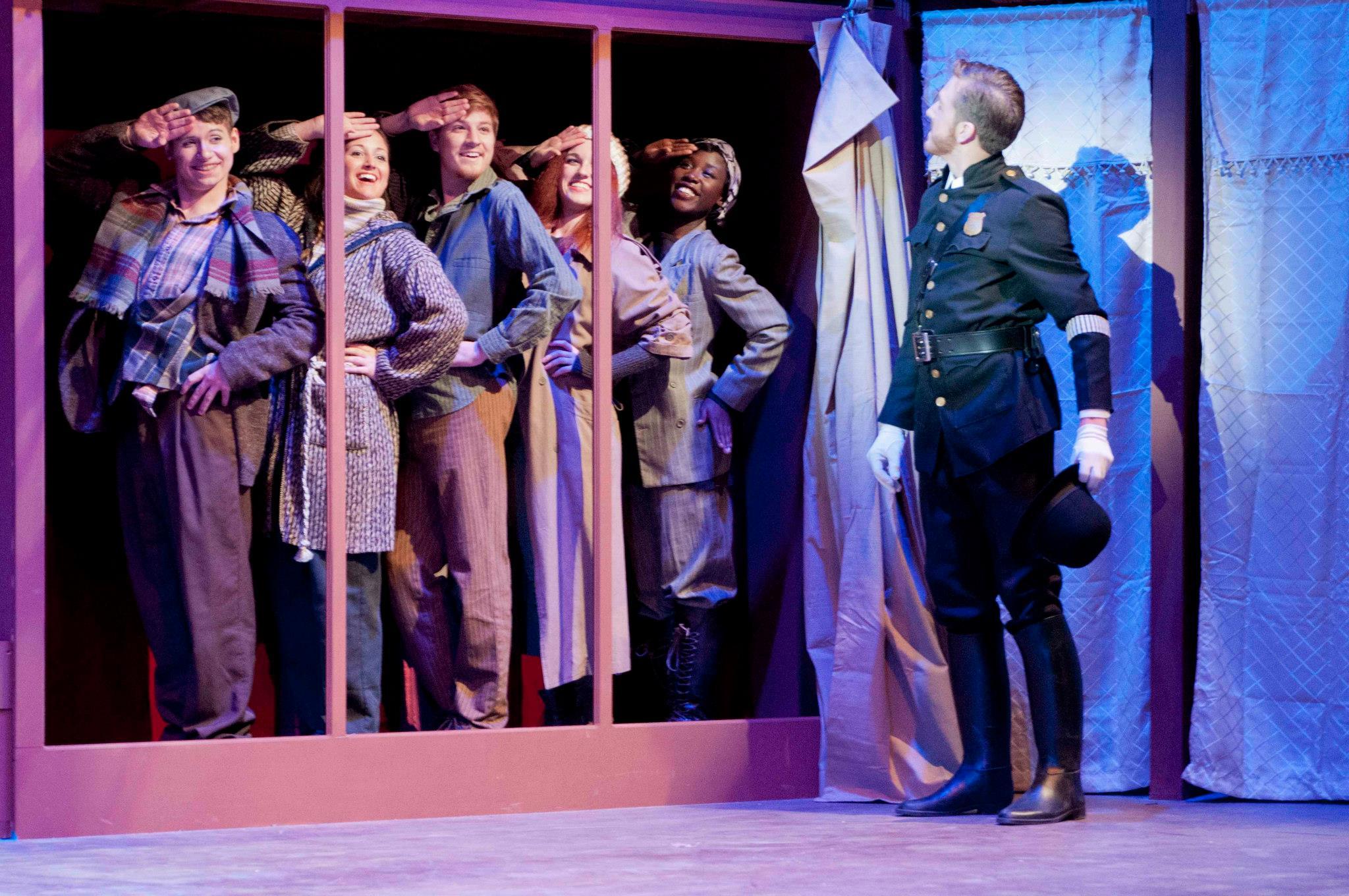 Threepenny Opera 2012