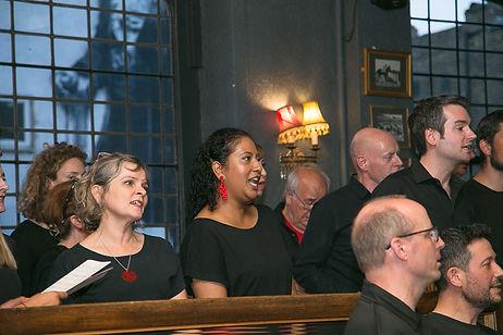 Note-Orious Choir Singing