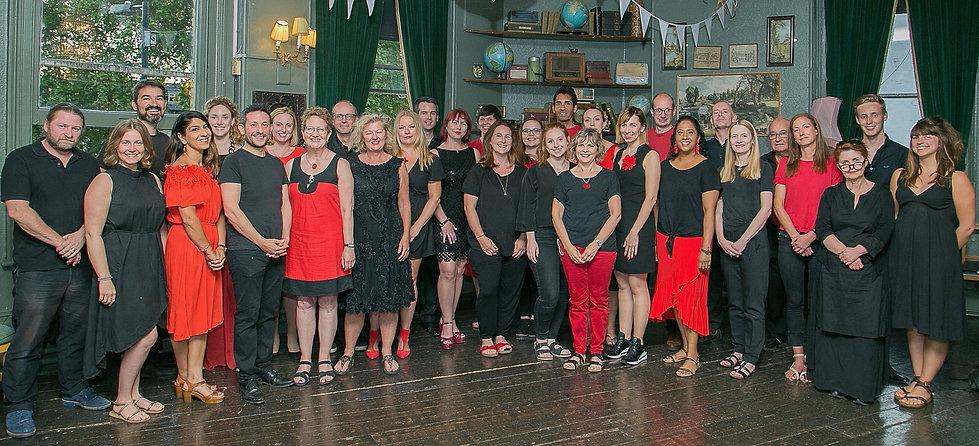 Note-Orious Choir Members
