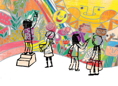 What did Arts Integration look like this school year?