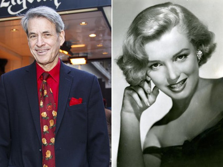 Michael Colby's Granny Was Flashed by Marilyn Monroe!
