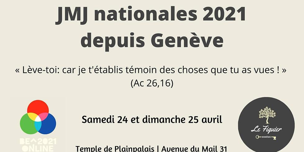 JMJ nationales suisses 2021