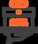 Ícone de uma caixa de presente com o símbolo de desconto ao centro, representando os benefícios do programa de indicação do sistema odontológico da Clinicorp