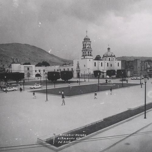 Plazuela Hidalgo