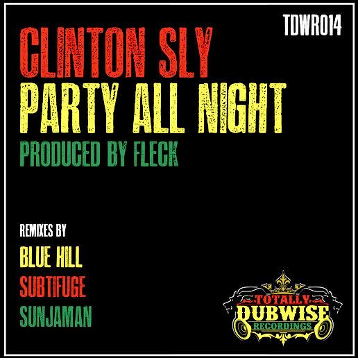 tdwr014-FLeCK & Clinton Sly-Party All Ni