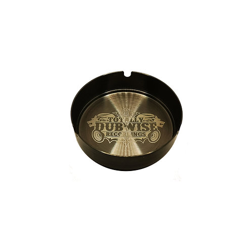 Totally Dubwise Recordings Metal Ash Tray