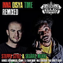Totally Dubwise Recordings 013-Steppa Style & Skarra Mucci-Inna