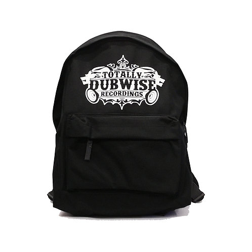 Totally Dubwise Recordings Rucksack