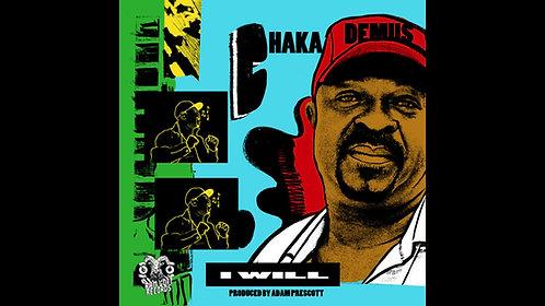 Chaka Demus-I Will/Version-[Ram Goat Records]