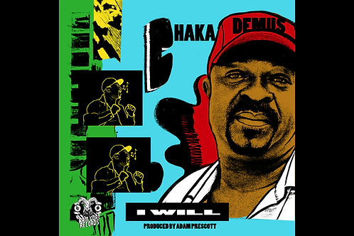 Chaka Demus-I Will/Version-[Ram Goat Records]