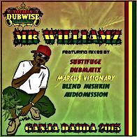 Totally Dubwise Recordings 008-Subtifuge & Mr Williamz-Ganja Da