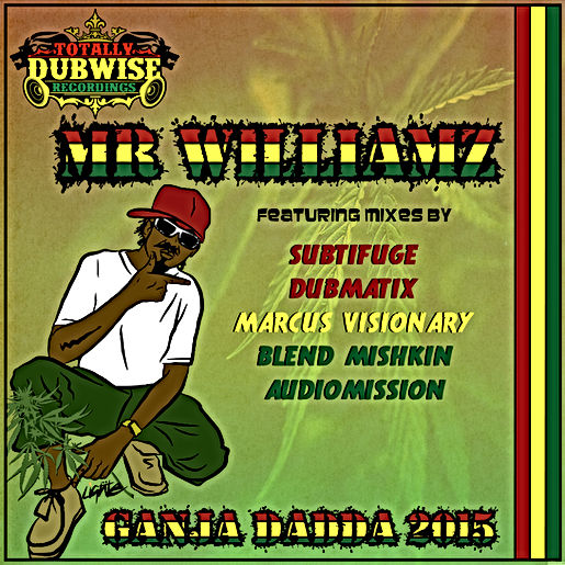 tdwr008-Subtifuge & Mr Williamz-Ganja Da