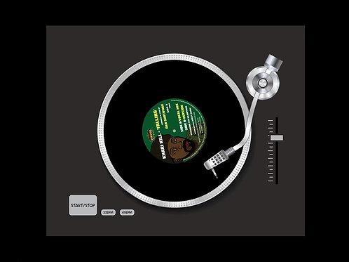 Khari Kill-Falling (Limited Edition Dubplate/Lathe Cut)