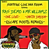 Ras Demo & Mr Williamz One Love / Ganja Dadda