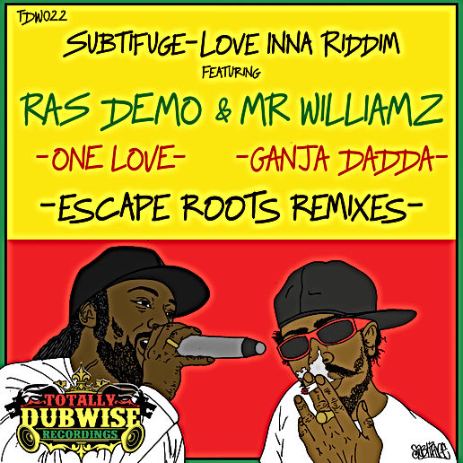 tdwr022-One Love-Ganja Dadda.jpg