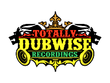 Totally Dubwise Recordings color logo wh