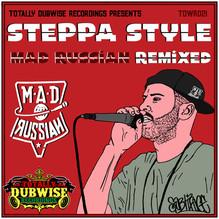 TDWR21-Steppa Mad Russian Remixed LP.jp