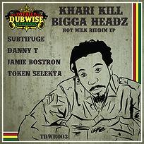 Khari Kill Bigga Headz EP