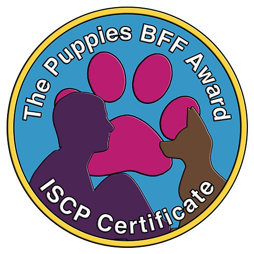 The Puppy's BFF Award