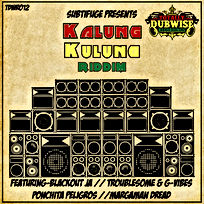 Totally Dubwise Recordings 012-Subtifuge Kalung Kulung Riddim.