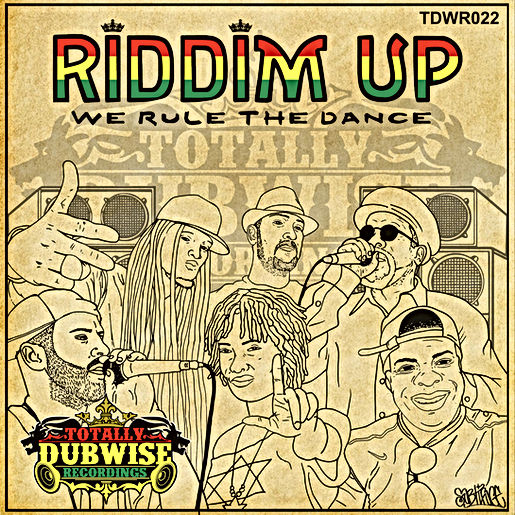 tdwr023-Riddim Up 3-We Rule The Dance.jp
