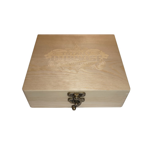 Totally Dubwise Recordings Pine Rolling Box
