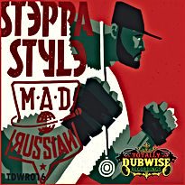 Steppa Style Mad Russian