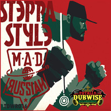TDWR016-Totally Dubwise Presents-Steppa