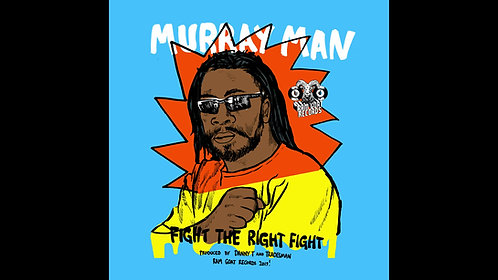 Murry Man-Fight The Right Fight-[Ram Goat Records]