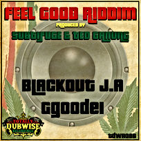 Totally Dubwise Recordings 006-Subtifuge & Ted Ganung-Feel Good