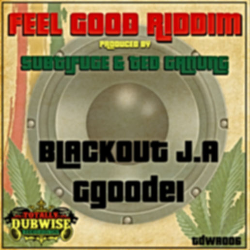 tdwr006-Subtifuge & Ted Ganung-Feel Good
