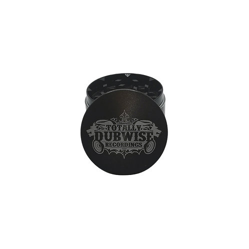 Totally Dubwise Recordings 50mm 4 Part Grinder