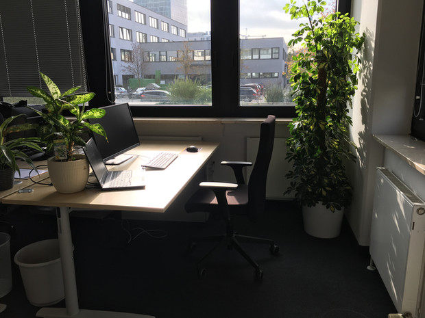 Your new Workplace