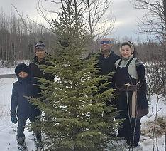 Ezequiel Moran Solis, Christmas Tree.jpg
