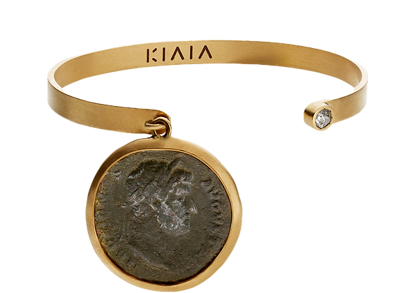 Hadrian Emperor bangle