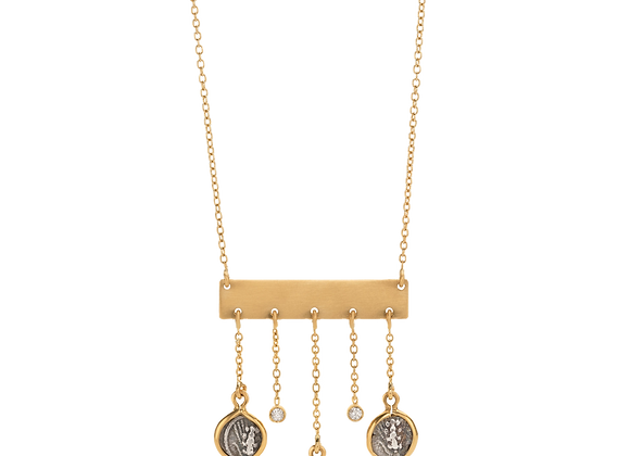 EAR OF BARLEY NECKLACE