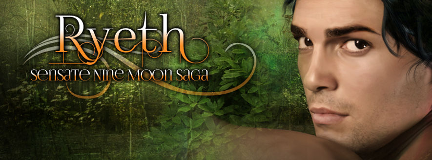 Ryeth (Sensate Nine Moon Saga Book 2)