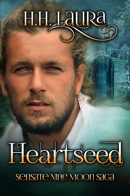 Heartseed (Sensate Nine Moon Saga Book 3)