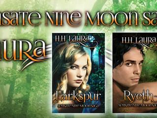 Heartseed (Sensate Nine Moon Saga - Book 3) Released today!