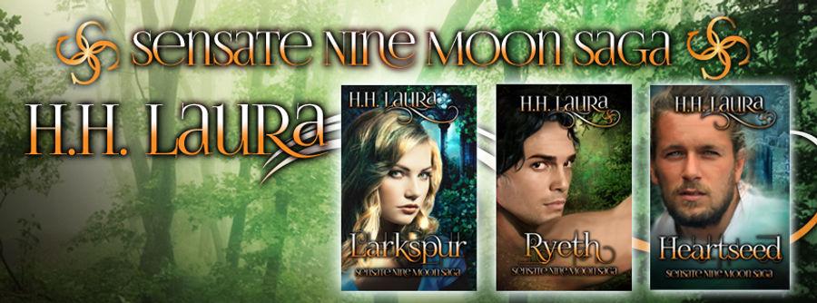 Sensate Nine Moon Saga Novels
