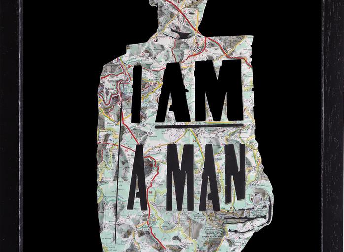 i am a man 12x16 .2018.JPG