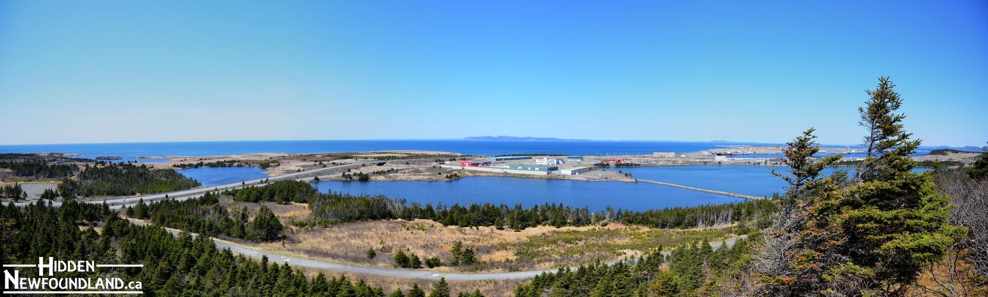 Abandoned Argentia Naval Base