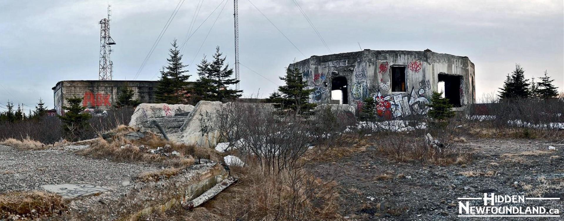 Red Cliff Radar Station