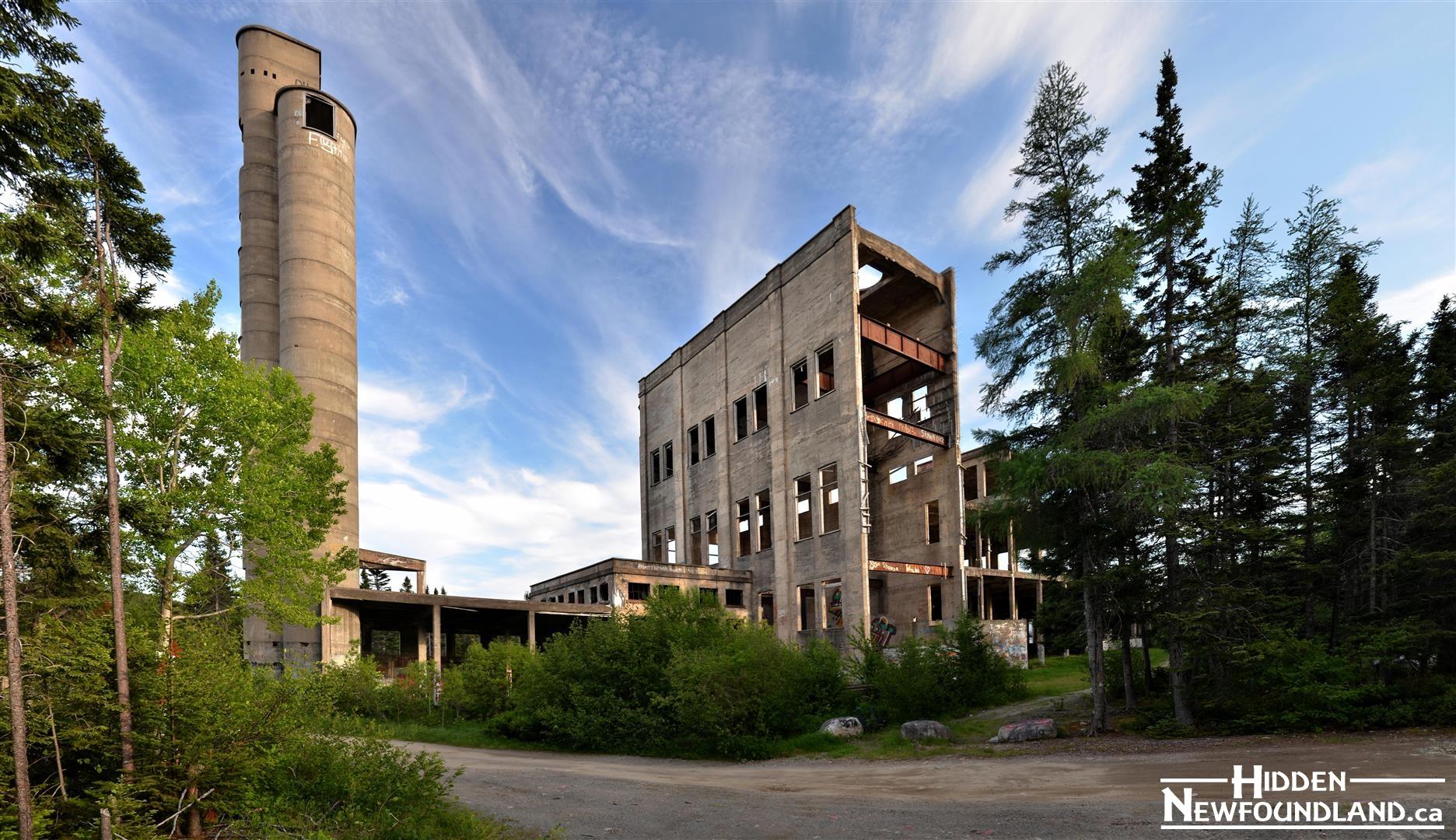 Glovertown Mill