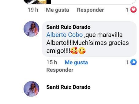 Santi Ruiz dijo