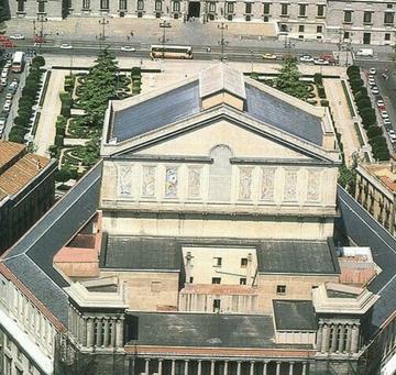 Real Conservatorio en el Teatro Real de Madrid