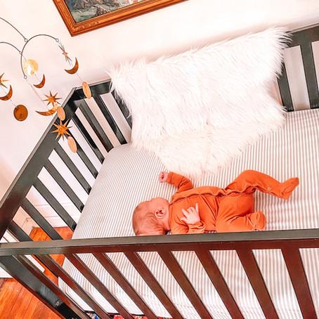 Designing Ezra's Nursery