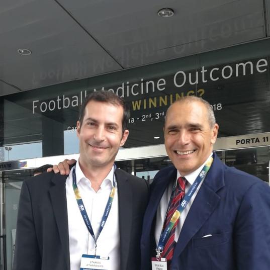 With Isokinetic Group CEO, Stefano Della Villa